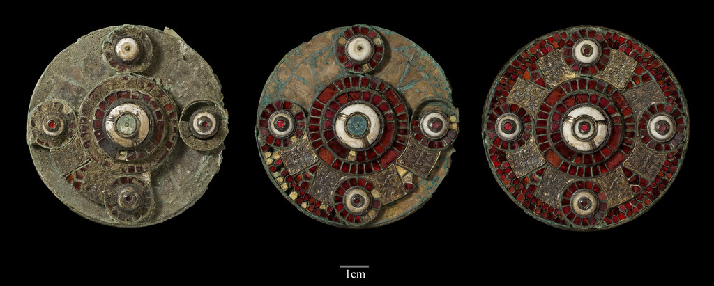 Photo of the West Hanney Brooch