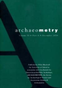 archaeometry