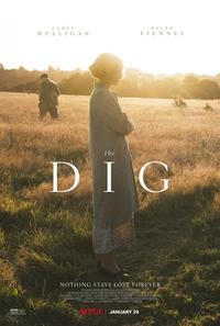 Film poster for The Dig