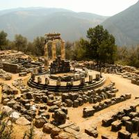 Delphi in summer, Greek Archaeology Group Seminar