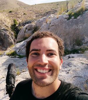 Headshot of Gonzalo